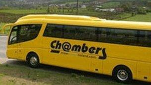 Chambers Coach Hire