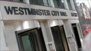 Westminster Town Hall