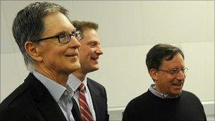 John Henry and fellow owners of Liverpool FC