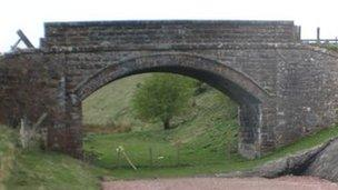 Cowbraehill Bridge