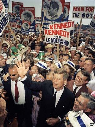 Democratic convention 1960