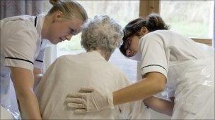 Elderly patient