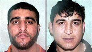 Mohammed Saleh Ali and Omar Hussain