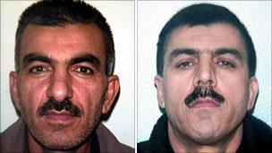 Mahmod Mahmod and uncle Ari Mahmod