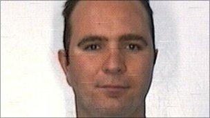 Sgt Mark Andrews. Pic: Wiltshire Police