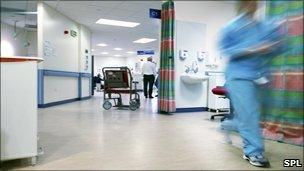 Downe Hospital A&E future to be decided - BBC News