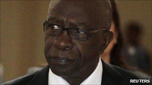 Fifa executive Jack Warner