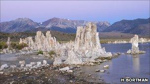 Mono Lake, California (H Bortman)