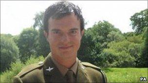 Private John Howard