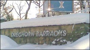 Dreghorn Barracks (Pic: Morag Kinniburgh)