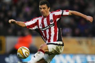 Yn Ionawr 2008, aeth Speed i Sheffield United am £250,000 ond ymddeolodd o bêl-droed yn 2010
