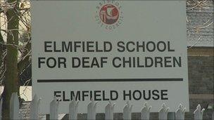 Elmfield School for Deaf Children