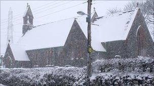 St Helen Church, Penisa'rwaun