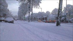 Western Avenue, Cardiff