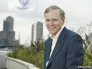 Unilever CTO Neal Matheson
