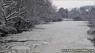 Frozen River Exe