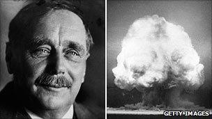 HG Wells and the first nuclear blast