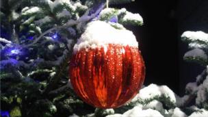 Christmas tree bobble