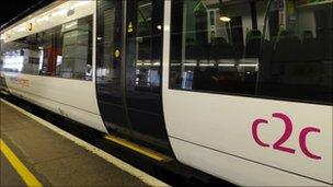 c2c train (Pic: National Express)