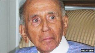 Carlos Andres Perez. Photo: October 2010