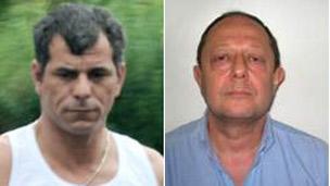 Eyad Iktilat (left) and Jean-Claude Frigieri (right)