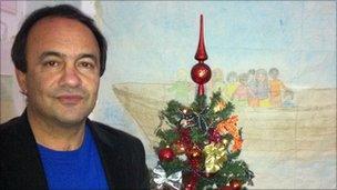 Mayor Domenico Lucano