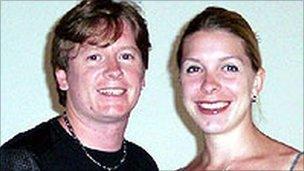 Jamie Gordon and Yvonne Nash