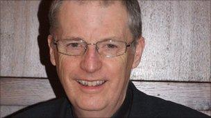 The Venerable Brian Smith, Archdeacon of the Isle of Man
