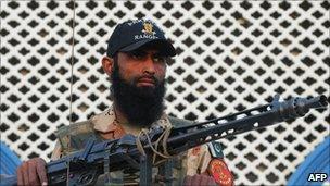 Ranger in Karachi
