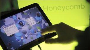 Honeycomb launch, Reuters