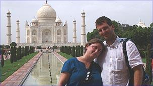 Emily Shugarman and Ethan Robbins