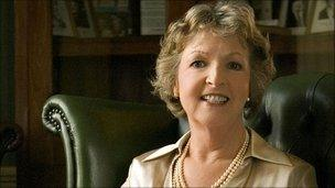Penelope Keith. Pic: To The Manor Born 25th Anniversary Special/BBC