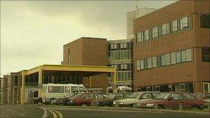 Stafford General Hospital