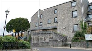 Ribble Valley Borough Council offices