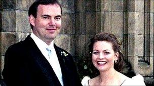 Malcolm Webster and Claire Morris