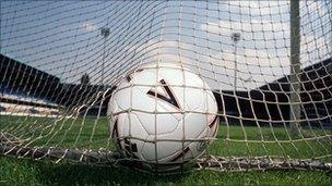 football in net generic