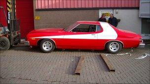 Starsky and Hutch Gran Torino