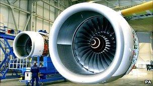 Rolls-Royce Trent engines