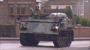 Retired military icons: The ultimate boys' toys? - BBC News