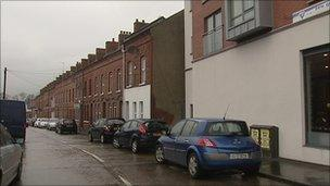 The family were held hostage at their home in Rathdrum Street