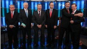 RTE leaders debate