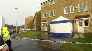 The property where Marie Stewart was found