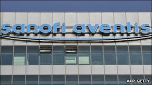 Sanofi-Aventis building
