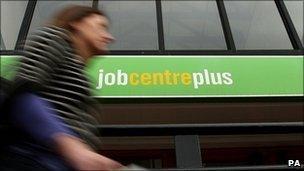 job centre office generic