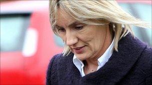 Hazel Stewart is accused of murdering Trevor Buchanan and Lesley Howell in 1991
