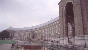 Bristol City Council building