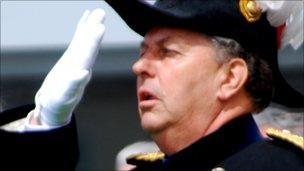 Lieutenant-General Andrew Ridgeway