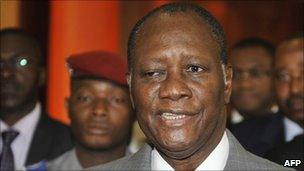 Alassane Ouattara