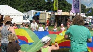 Trowbridge Village Pump Festival