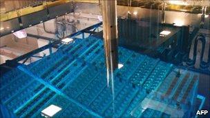 MOX fuels in Fukushima reactor 1 pool